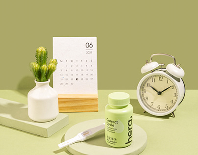 Hera Now - Creative Product Photography