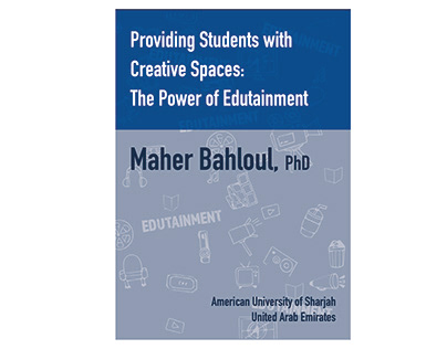 Book Cover - Providing Students with Creative Spaces