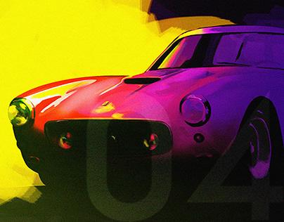 Automobile illustrations