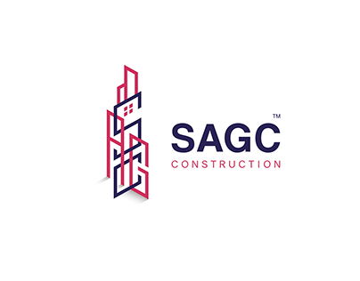 SAGC CONSTRUCTION LOGO