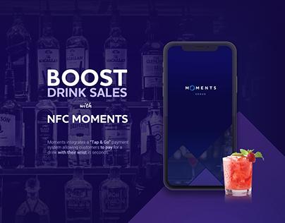 NFC Moments - Venue App