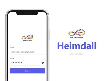 Heimdall Mobile App