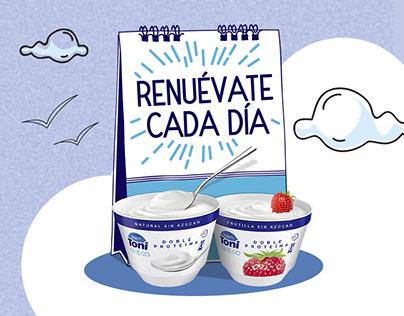 Yogurt Toni Griego