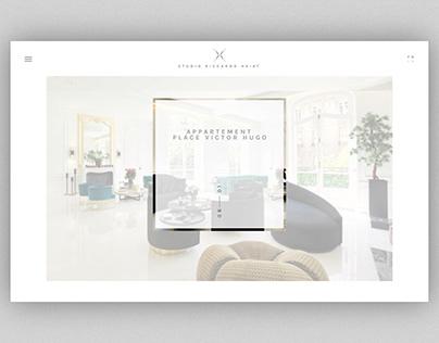 Web Design   Riccardo Haiat