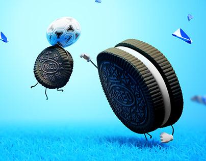 Mini Oreo —Campaign