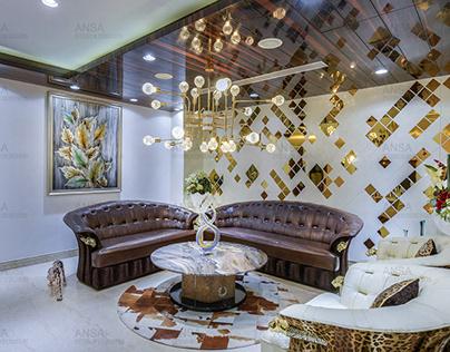 Luxury Interior Designing in Delhi NCR