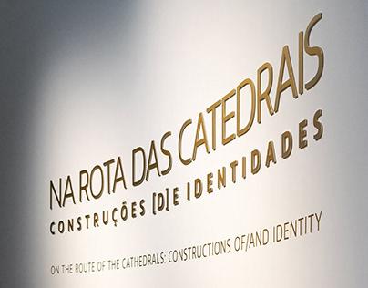 Na Rota das Catedrais · construções [d]e identidade