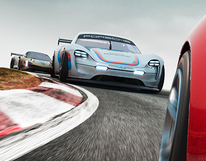 GT1 Revival - CGI