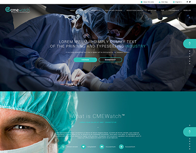 CME Watch website