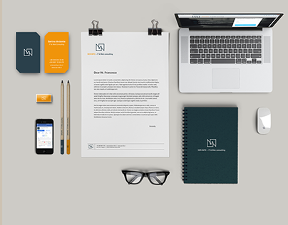Logo Design for Ser-Info / IT & Web consulting