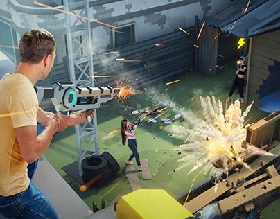 The Deep VR