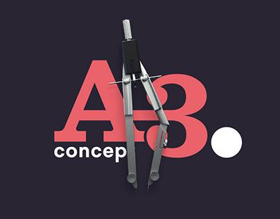 A3 | CONCEPT - BRANDING