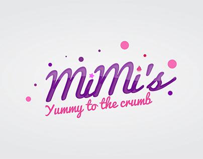 """""""Mimi's"""" Eatery Branding"""