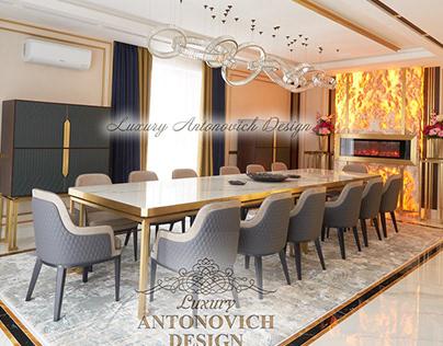 Дизайн гостиной в стиле контемпорари