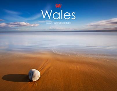 Wales - Ocean, Land, Mountains
