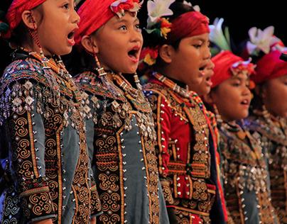 魯凱兒童合唱團