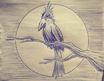 Latest bic pen drawings (2/2)