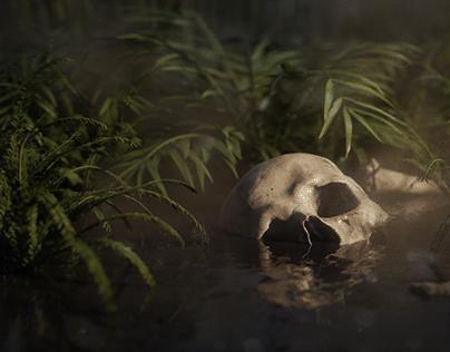 - into the jungle -