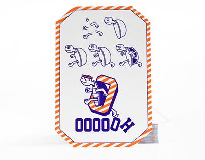 WAFLESS — OOOOOHELLOPRAHA karty