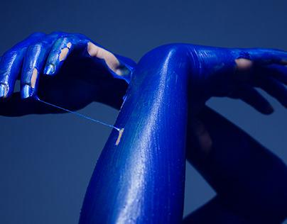 Blu Metamorphosis / Solo Exhibition