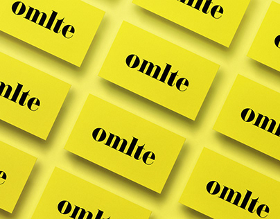 omlte - Visual Identity & Art Direction