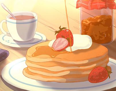 Breakfast: Short Animation