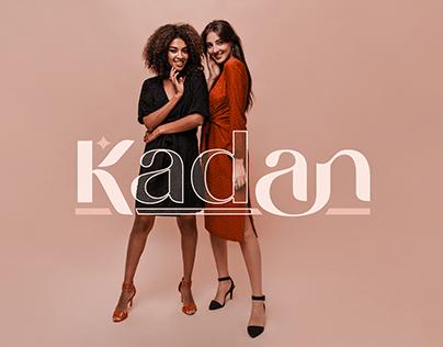 Kadan - Loja de Roupa - Id.Visual