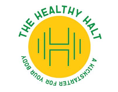 A Healthy Halt - Branding
