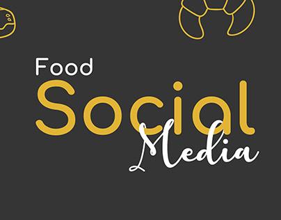 food (social media)