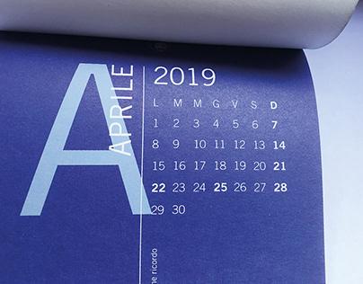 Calendario Ruta 2019