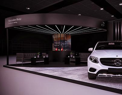 Mercedes - New Giza -2019