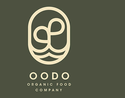 ODOO Organic Food Company logo and branding