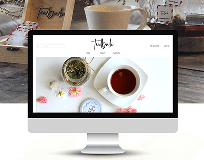 Teabah-Website
