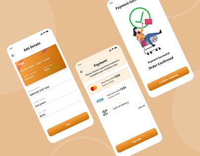 Trending Payment App UI Design