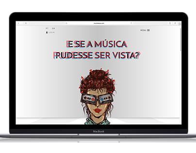 Muvi Lisboa site // Web Design + Code
