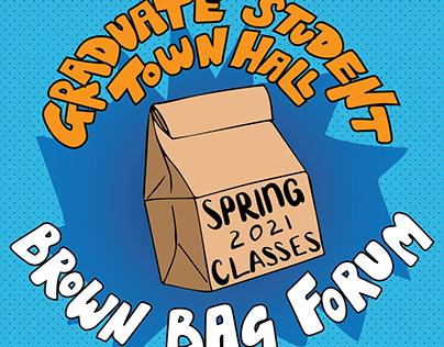 Brown Bag Forum Ad