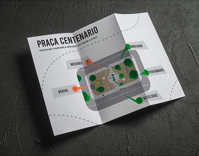 Praça Centenário: Intervenção Urbana