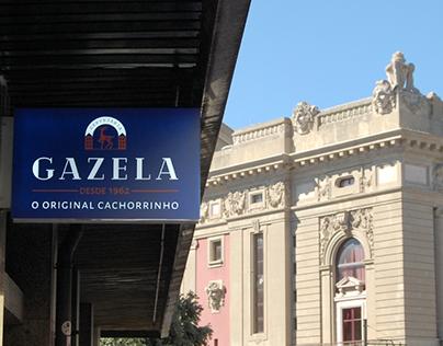 Cervejaria Gazela | Rebranding