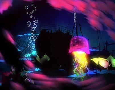 Jellyfish Music Video