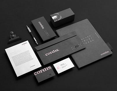 Brand - Estúdio Cordis