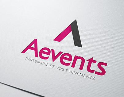 Logo - Aevents