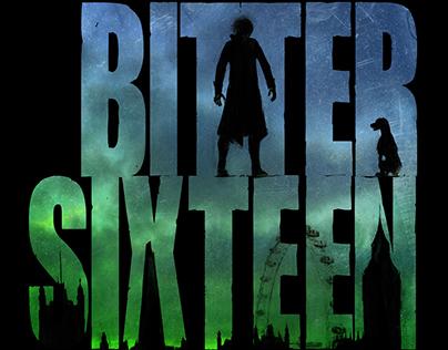 'Bitter Sixteen' book cover