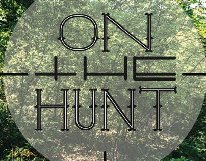 On the Hunt Logo Design