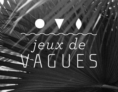 Jeux De Vagues Branding/Website