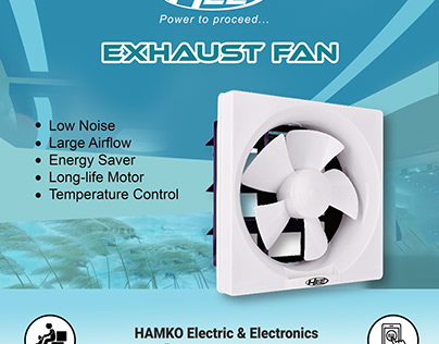 Exhaust Fan Banner