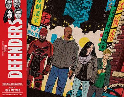 Mondo The Defenders