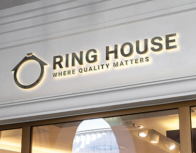 Ring House Jewelry Logo