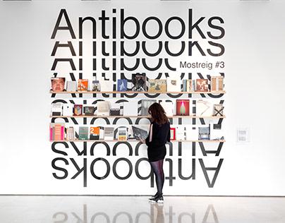 Antibooks. Mostreig #3