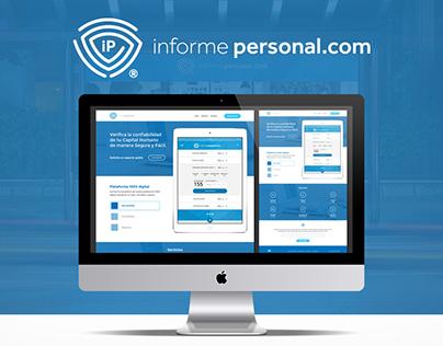 InformePersonal.com