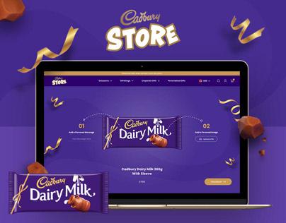 Cadbury Online Store